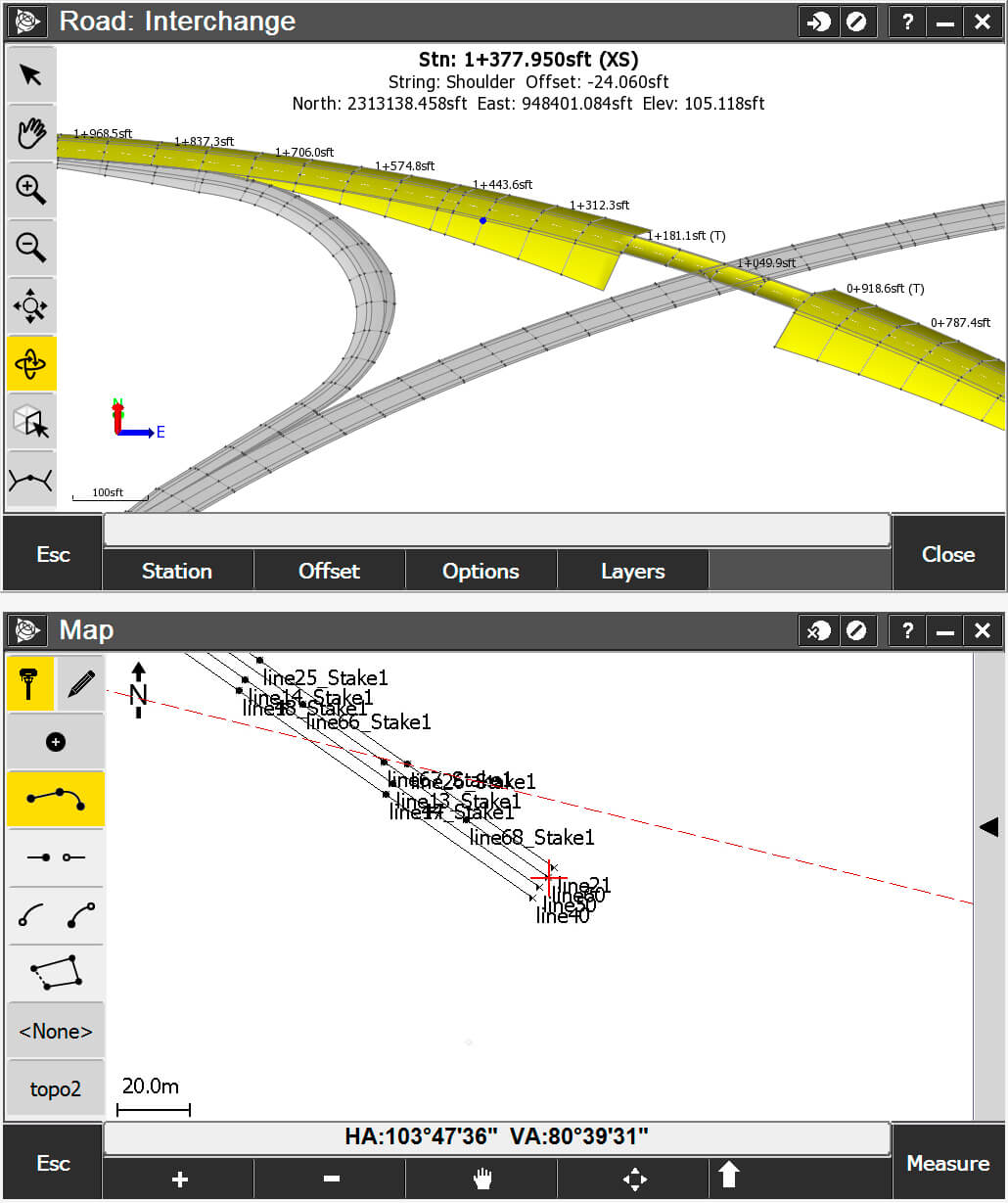 Trimble S5 | 3D Geosolutions - Trimble Geospatial megoldások
